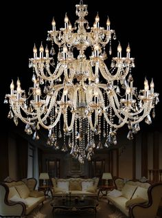 78 Best Crystal Chandeliers  #bestcrystalchandeliers #crystalchandelier #crystalchandeliers #crystalchandelierslive #crystalchandelierslyrics Shine The Light, Cast Glass, Blue Rooms, Chandeliers, Ceiling Lights, Crystals, Lighting, Home Decor, Fused Glass