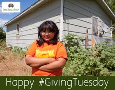 Happy #GivingTuesday! Give the gift of solar heat to a Native American family and Johnson & Johnson will match your donation:  http://www.catapult.org/project/solar-heaters-single-native-american-mothers