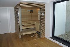 Sauna Hack / Re-Vamp Using Mandal Bedheads - IKEA Hackers