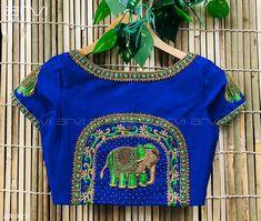 Bridal Lehenga, Bridal Gown, Pattu Saree Blouse Designs, Aari Embroidery, Maggam Works, Designer Silk Sarees, Designer Blouse Patterns, Kids Frocks, Women's Fashion