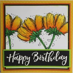 Michelle's Cards & Stamps: Fine Flowers v1