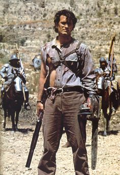 Army of Darkness - Ash Williams (Bruce Campbell)