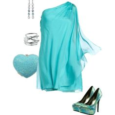 Perfect dress for a summer wedding or fancy night out!