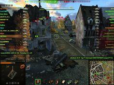 WoT E50 Ruinberg Gameplay