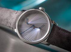 Louis Erard - Le Regulateur Louis Erard x atelier oï | Time and Watches | The watch blog Watch Blog, Dress Watches, Elegant Watches, Accessories, Atelier, Jewelry Accessories