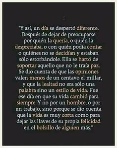 Amor propio The post Amor propio appeared first on Black Jeans. Inspirational Phrases, Motivational Phrases, Words Quotes, Me Quotes, Sayings, Citation Gandhi, Ex Amor, Strong Quotes, Spanish Quotes