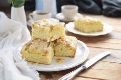 Butterkuchen mit Puddingflecken: Ein Familienrezept