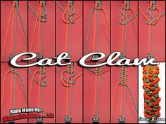 CAT CLAW -  swiss-paracord.ch