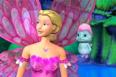 Barbie Princess, Disney Princess, Barbie Barbie, Barbie Pegasus, Barbie Fairytopia, Barbie Cartoon, Tv Tropes, Barbie Movies, Pink Clouds