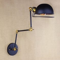 antique black retro adjust head swing arm wall lamps for workroom bedside bedroom wall lightshigh quality lamp gunchina arm lamp suppliers cheap lamp cheap industrial lighting