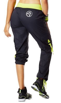 Soft-N-Stretch Cargo Pants | Save 10% on Zumba® wear on zumba.com. Click to shop with 10% discount http://www.zumba.com/en-US/store/US/affiliate?affil=10sale