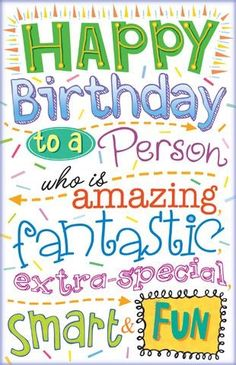 Ultimate Guide To Cute Happy Birthday Wishes & Quotes happy birthday quotes Cute Happy Birthday Wishes, Happy Birthday For Her, Birthday Blessings, Happy Birthday Pictures, Happy Birthday Greetings, Happy Birthday Special Friend, Happy Birthday Quotes For Friends, Cute Birthday Quotes, Birthday Ideas