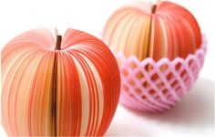 why not put a twist on giving a apple to your teaacher