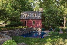 This Pennsylvania Home Has a Ton of Patriotic Pride - Revolutionary-Era Farmhouse