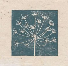 Affordable handmade linocuts, drawings, paintings and prints available to buy online. Lino Art, Cow Parsley, Handmade Stamps, Handmade Gifts, Linoprint, Sgraffito, Design Graphique, Pottery Painting, Encaustic Painting