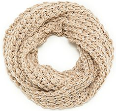 Speckled Infinity Scarf http://rstyle.me/~1gOzL