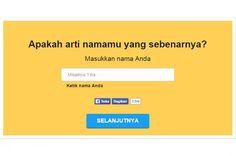 Heboh Tren Nametest di Facebook   MerahPutih.com