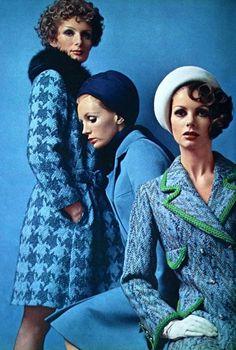 # DO YOU REMEMBER 1968 WOMEN'S COATS