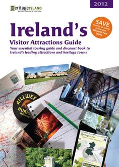 Buy the Guide in Dublin Airport!