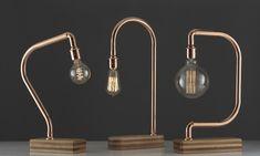 Exclusively British Magazine | Lumens & Wood – Stylish Handmade Wood and Copper Lamps