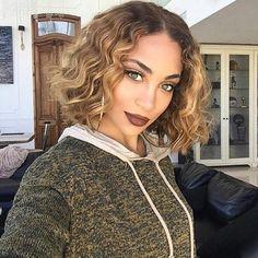 50 Best African American Short Hairstyles: Black Women 2016 | DesignIdeaz