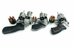 No, you didn't hear wrong, there is such a thing as a tactical revolver. And it might just be your best bet for EDC and home defense. Tactical Revolver, 454 Casull, 44 Magnum, Iwb Holster, 38 Special, Personal Defense, Home Defense, Smith Wesson, Concealed Carry
