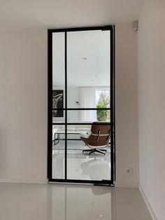Stairs And Doors, Steel Doors And Windows, Nautilus, Skylight, Door Design, Sweet Home, New Homes, Interior Design, Decoration