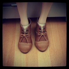 Shoes msd handmade by me…