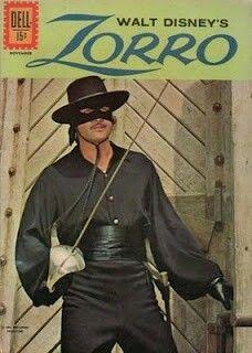 Zorro - the original Vintage Tv, Vintage Comics, Tarzan, A Mascara Do Zorro, Walt Disney, Herbert Lom, Nostalgia, Free Comic Books, Western Comics
