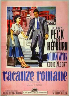 CLASSIC MOVIES: ROMAN HOLIDAY (1953)