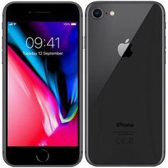 Apple iPhone 8 64GB Grey   Úplne nový dizajn celý zo skla. Najobľúbenejšia kamera na svete je teraz ešte lepšia. Najinteligentnejší a najvýkonnejší …