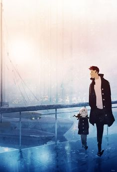 Can you feel it? by PascalCampion.deviantart.com on @deviantART