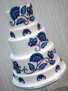 Beautiful Cakes | Cake by Sweet Cakes by Rebecca