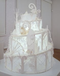 Kirsten Hassenfeld, Sweet Nothing, 2005 Paper with mixed media