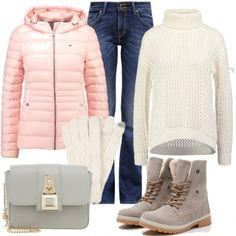 Outfit Affrontiamo l\'inverno