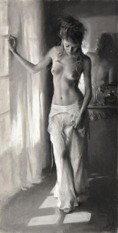 Fine Art and You: Spanish Figurative Painter | Vicente Romero Redondo 1956