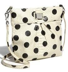 Marc Jacobs polka dot purse