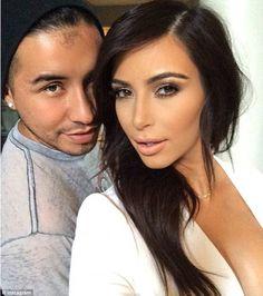 Kim Kardashian's selfie tips