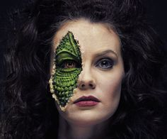Learn how to create reptile skin as Ellimacs time travels back to 1983 and recreates one of television historys greatest sci-fi series and characters - Diana in V.ELLIMACS ON INSTAGRAM: @ellimacsSFXwww.ellimacs.com