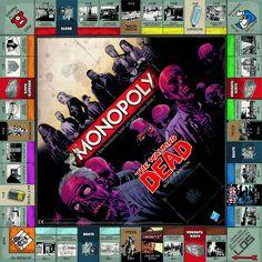 Monopoly The Walking Dead: Amazon.de