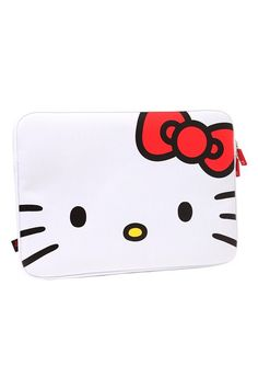 Loungefly - Hello Kitty Red Bow Laptop Case $29.98