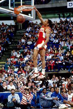 Spud Webb. #Ballin'