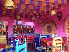 Restaurante Los Colorines - Cuernavaca, Morelos