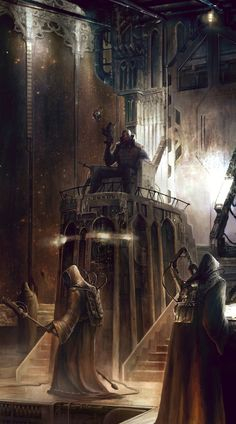 What Are Your Favorite Concept Art Pieces Of The Imperium? | Page 3 | Warhammer 40,000: Eternal Crusade - Official Forum