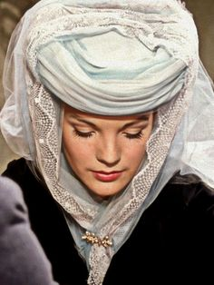 Romy Schneider in Sissi: The Fateful Years of an Empress, 1957