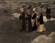 Folk Horror Revival group via The Irish Journal of Gothic & Horror Stories