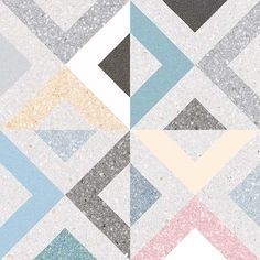 Brenta Multicolor20x20 cm | Vives ceramica | encaustic tiles