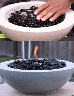 24 backyard outdoor fire pit ideas such as DIY in ground fire pits, best kits & designs for wood burning fire pit tables & grills, concrete fire bowls, etc! – A Piece of Rainbow #backyard #patio #outdoor #spring #summer #homestead #homesteading #diy #gardens #gardendesign #gardenideas #landscaping #landscape landscaping, landscape design, garden party, entertaining outside Small Gas Fire Pit, Diy Gas Fire Pit, Indoor Fire Pit, Easy Fire Pit, Outside Fire Pits, Fire Pit Grill, Cool Fire Pits, Fire Pit Coffee Table, Outdoor Fire Pit Table
