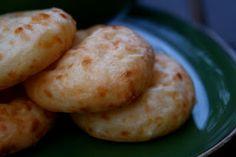 Cheesy Tapioca Rolls via The Non-Dairy Queen (gluten-free, dairy-free)