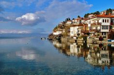 Macedonia tourist attractions - Tourism in the Republic of Macedonia. Find out which are the best places to visit in Macedonia. Oh The Places You'll Go, Great Places, Places To Travel, Travel Destinations, Beautiful Places, Places To Visit, Albania, Bulgaria, Antigua Yugoslavia